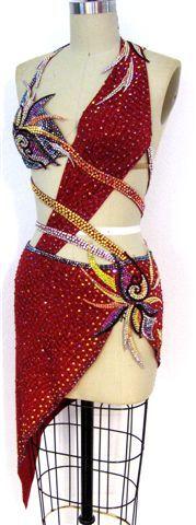 Lucid Grace Latin Dress