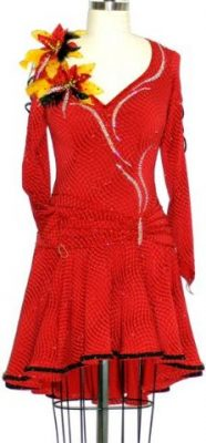 Moulin Rouge Dress 1