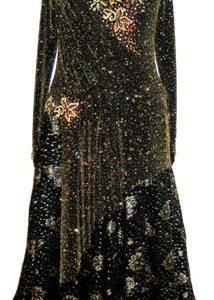Wealthy Lady Luxury Standard Ballgown