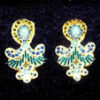 Bahama Joy clip on earrings dance jewelry