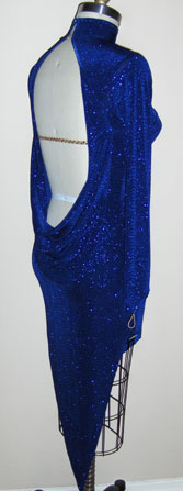 Deep Lagoon competition rhythm dress