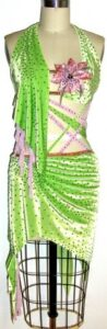 Dream latin rhythm Dress for sale