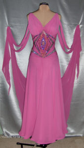Esther Dress for ballroom competition