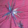 Star Glint Latin Dress Swarovski Crystals embellishments