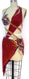 lucid grace latin dress for sale