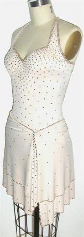 Silk latin Dress for sale memphis