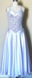 Ballroom Dance Wedding Dress