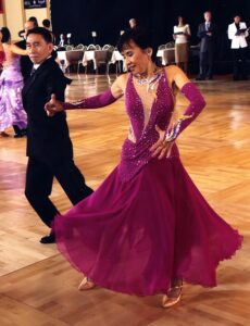 Custom Ballroom Dance Dresses For Sale