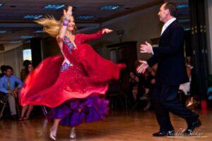 "Competition Ballroom Dress ""Hidden-Majesty"""