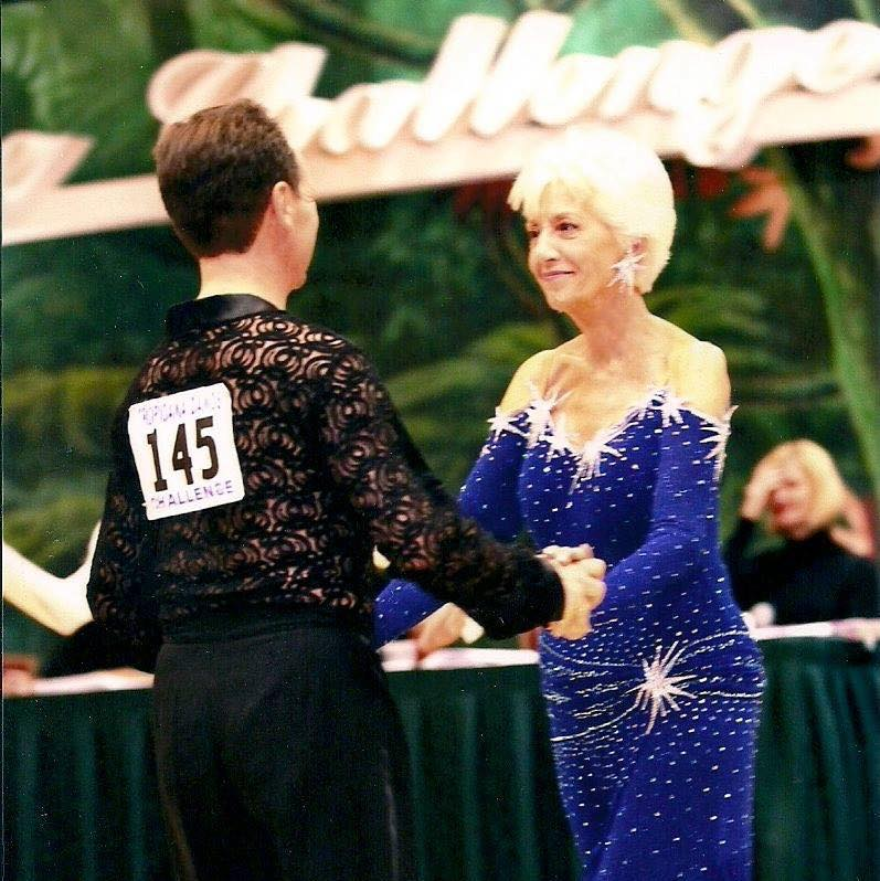 Luxury Designer Ballroom Dance Dresses Custom Made for Competitions