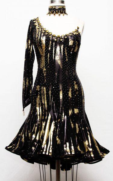 Latin rhythm dress for sale